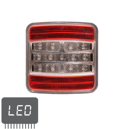 LED COMBINATION LAMP